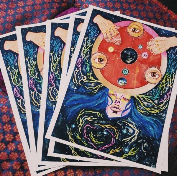 sister soul prints